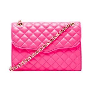 REBECCA MINKOFF large quilted affair bag💕💕